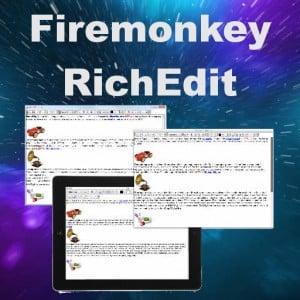 Delphi 7 richedit форматирование текста