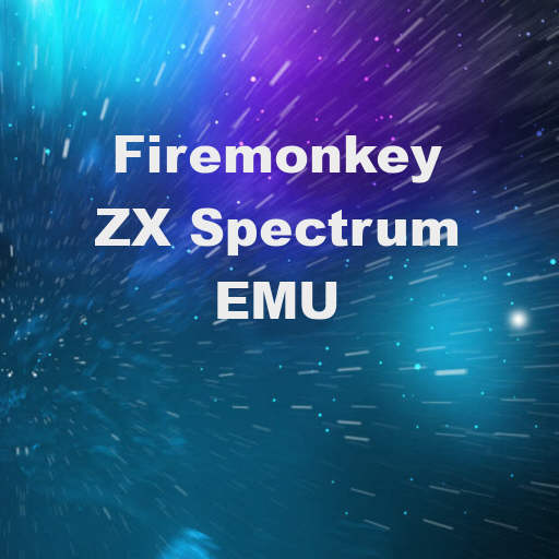 Cross Platform ZX Spectrum Emulator Built In Delphi FireMonkey for Android, IOS, OSX, And Windows
